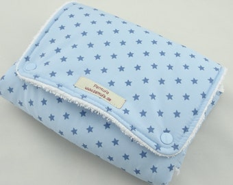 Winding pad for on the move star Blue