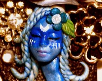 Astara- OOAK Art Doll