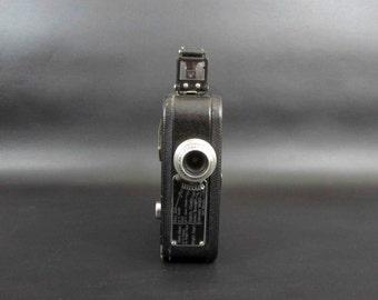 Vintage Cine Kodak Eight Model 25. Circa 1930's.