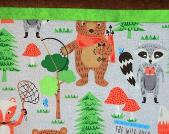 The Wild Pack Camping Club Pillowcases