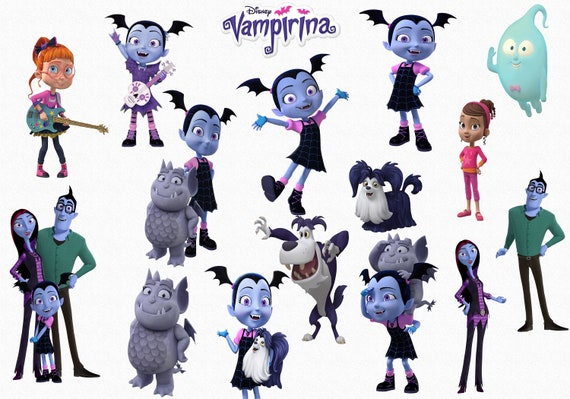 VAMPIRINA CLIPART 16 High Quality PNG Images Clip Art