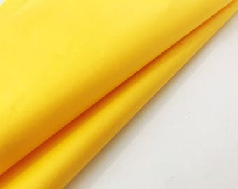 10 x Bright Yellow Tissue Paper Sheets- Gift Wrapping/Bulk Tissue Paper/Tissue Paper Tassel/Tissue Paper/Wrapping Paper/Tissue/Easter Paper