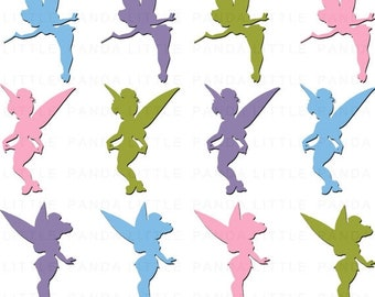 60% OFF SALE Tinkerbell Clipart Digital Clip Art - Personal and Commercial Use - Instant Download - D393