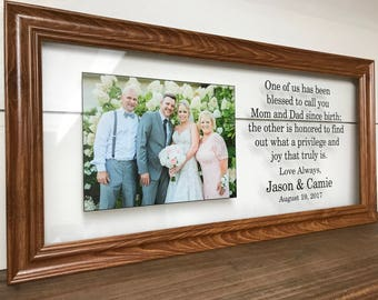 Gifts for Parents Wedding Gift Ideas Father of the Bride