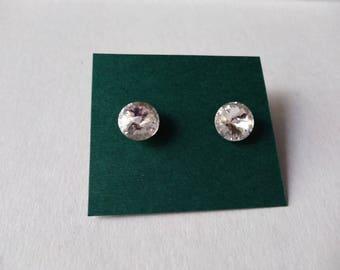SWAROVSKI Crystal Earrings 12mm