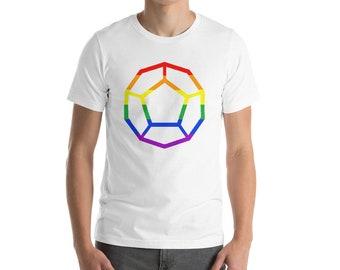 Rainbow D12 Pride T-Shirt