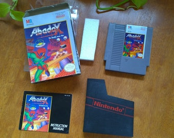 AbadoX NES, Hard to find!