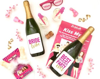 Bride Tribe Bachelorette Party 2PACK