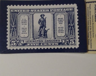 Bicentennial Post Cards Vintage 1976 ~ 18 Different Designs Sealed