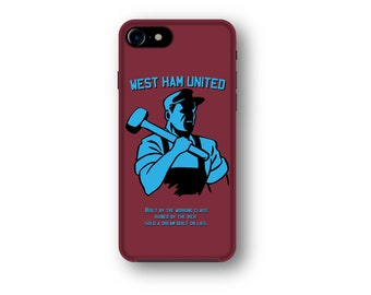 Built by the working class ruined by the rich  sold a dream built on lies. Phone Case
