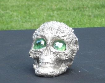 3D fancy intricate ornate skull