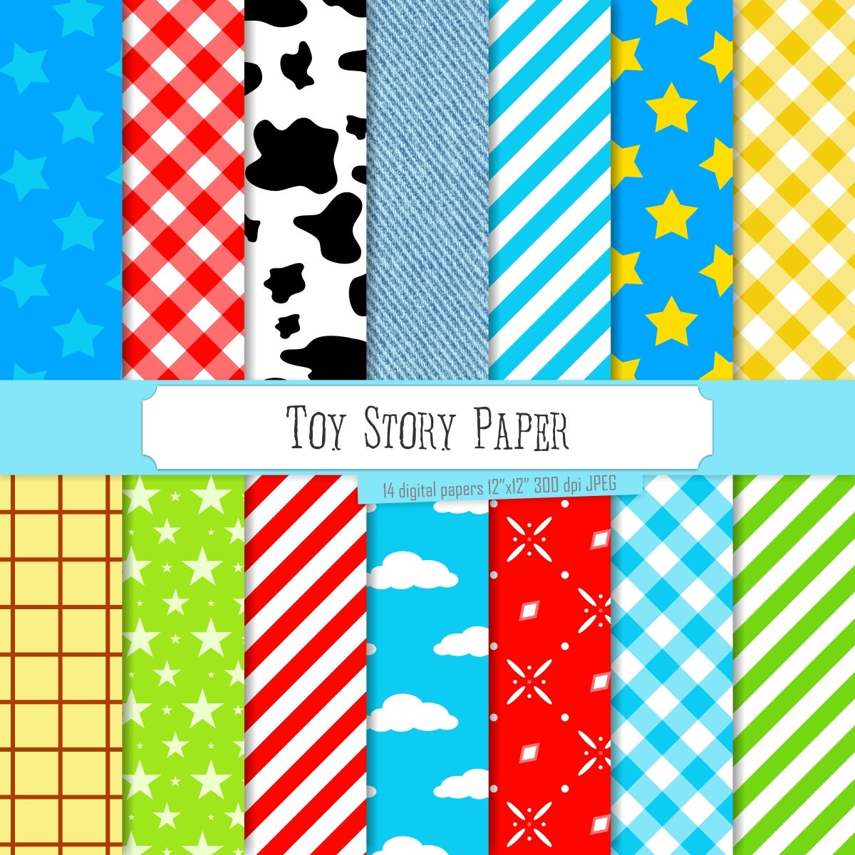 toy story background clouds