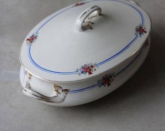 Vintage China Tureen
