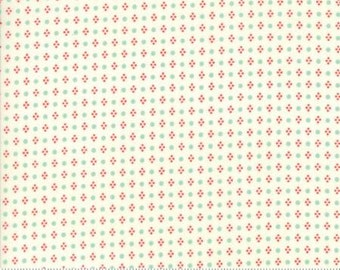 Fabric by the Yard- Handmade- Spots in Multi- by Bonnie and Camille for Moda