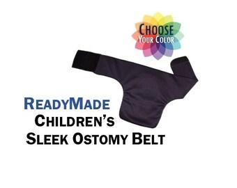 PouchWear ReadyMade Sleek Childrens Ostomy Belt
