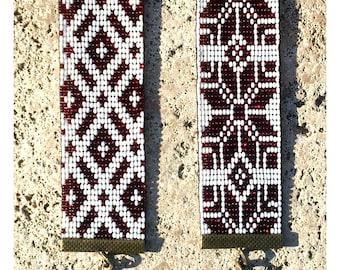 Bracelet Bangle Wristlet Handmade International marks on bracelet