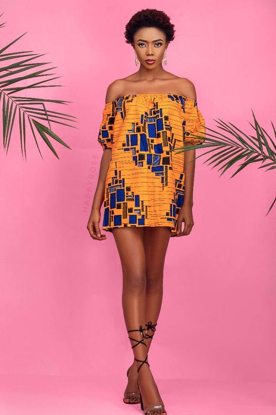 African Party Dresses