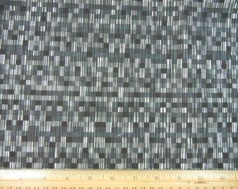 Gray Plaid - 1/2 Yard - Timeless Treasures