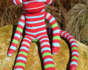 Sock Monkey Louie