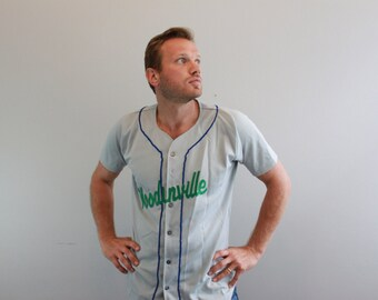Vintage 90s Woodinville High School Baseball shirt