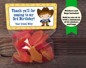 Cowboy Party Favors, Cowgirl Party Favors, Cowboy Birthday Party, Cowgirl Birthday Party, Cowboys and Cowgirls, Western Party Favors