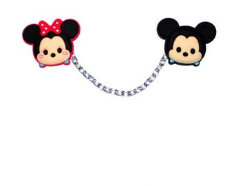 Tsum Tsum Sweater Clips - Disney Bound Disneybounding Princess