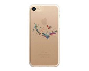 peter pan iphone 8 plus case