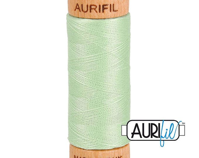 Aurifil 80wt - Pale Green 2880