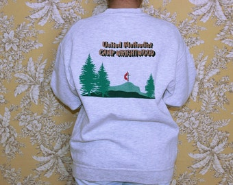 Camp WrightWood Pullover