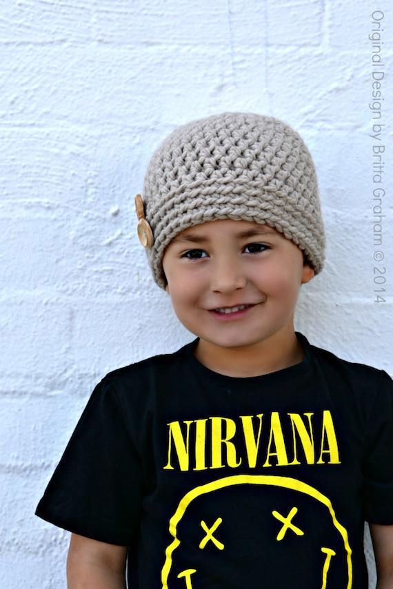 Easy Crochet Hat Pattern For Beginners Using Super Bulky Yarn