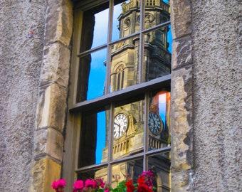 Edinburgh Reflection - Photographic Print