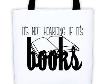 Book Inspired Tote for All the Book Lovers