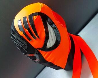 Deathstroke wrestling mask luchador costume wrestler lucha libre mexican mask maske cosplay