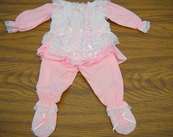 "10"" Craft Doll Clothing"