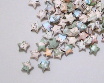 Lucky Stars (100): Hiking Trail Map, Upcycled