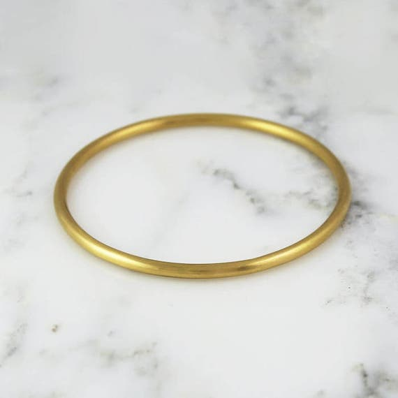 solid bangle bracelet il listing ca gold bangles