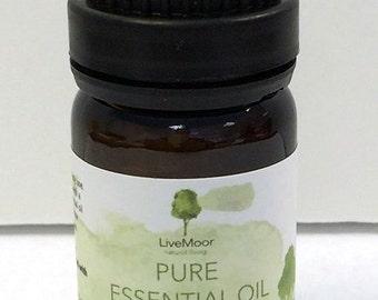 Palmarosa Essential Oil, 10ml