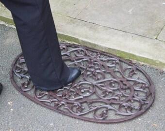 Eisenbury Heavy cast iron doormat