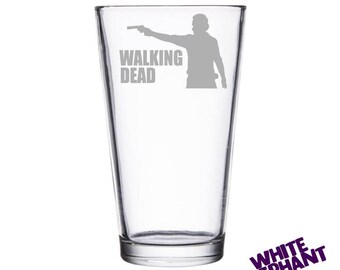 Walking Dead Whiskey/Highball/Pint Glass