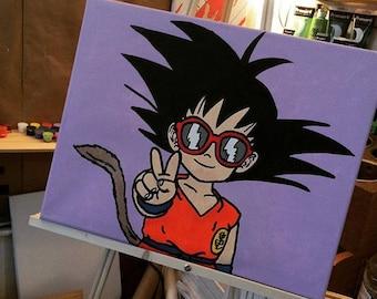 Lil Goku Peace & Goodvibes