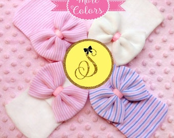 newborn hat, baby girl hat, newborn girl hat, baby girl hat, hospital newborn hat, newborn hat, infant hat, baby hat, baby bow