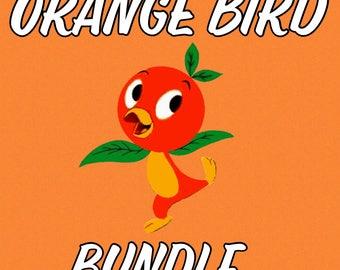 Orange Bird Bundle