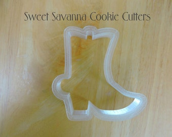 Cowboy Boot Cookie Cutter- Cowgirl boot