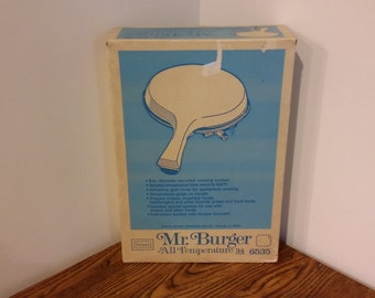 Mr. Burger 6535