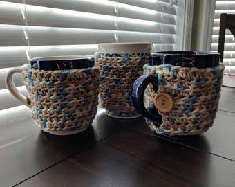 Coffee cup mug cozy