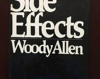 Book, Side Effects by Woody Allen.