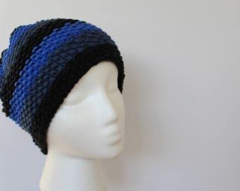 Chunky knit hat,Chunky knit beanie,knit hat,Knit winter hat,hand knit beanie hat,wool hat,knitted hat,winter hat,knit beanie,winter beanie