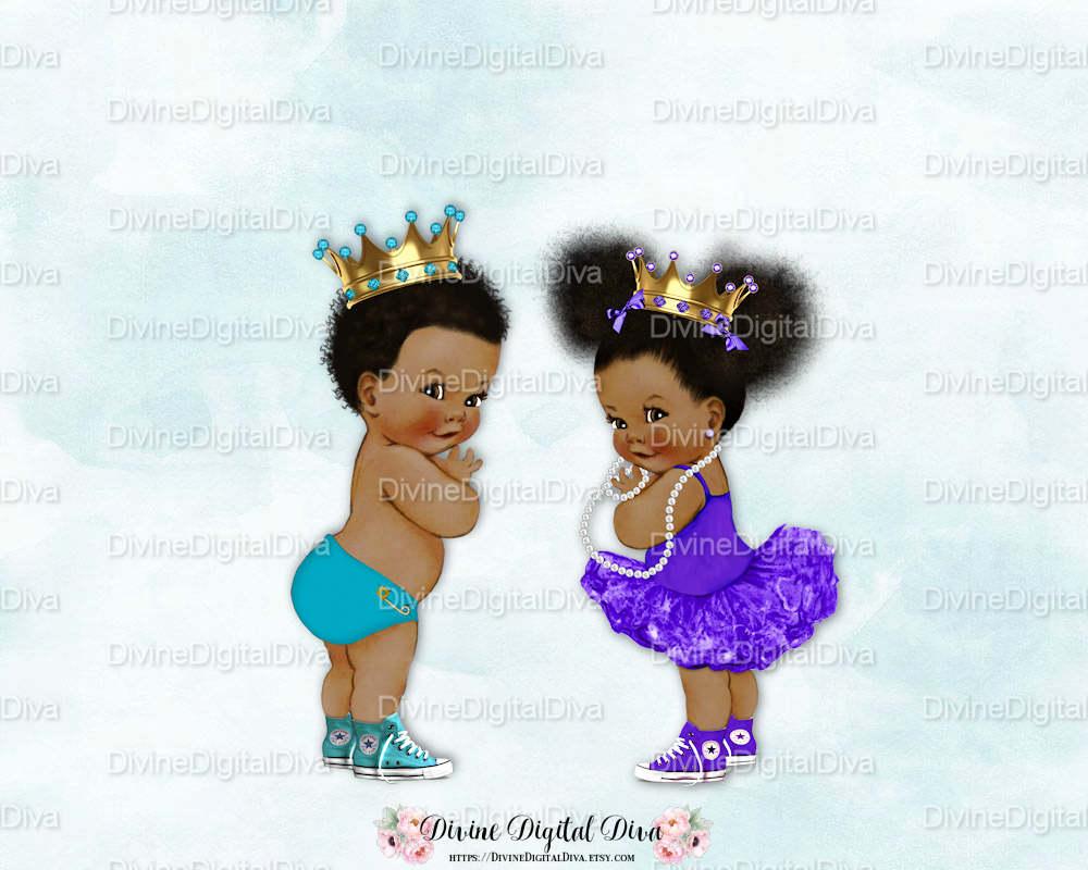 Prince Princess Baby Boy Amp Ballerina Girl Purple
