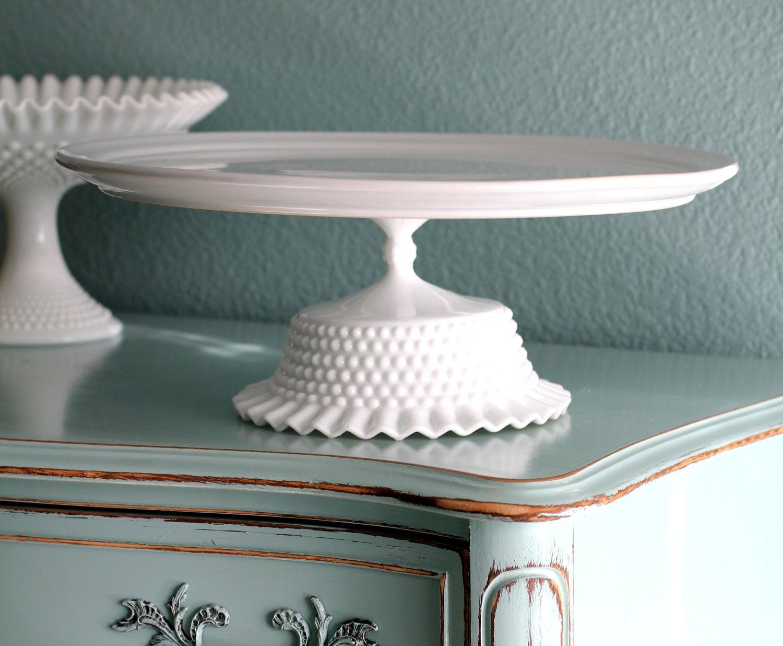 🔎zoom & 16 Cake Stand / White Ceramic Cake Stand Cupcake Stand /