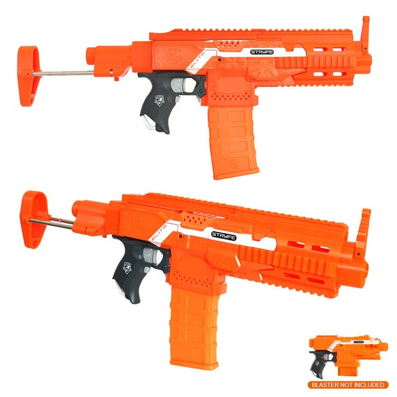 6 Dart Soft Refill Darts magazine Clips for Nerf Toy Gun- Transparent Orange+15  Dart Soft Refill Darts magazine Clips for Nerf Toy Gun - Transparent ...